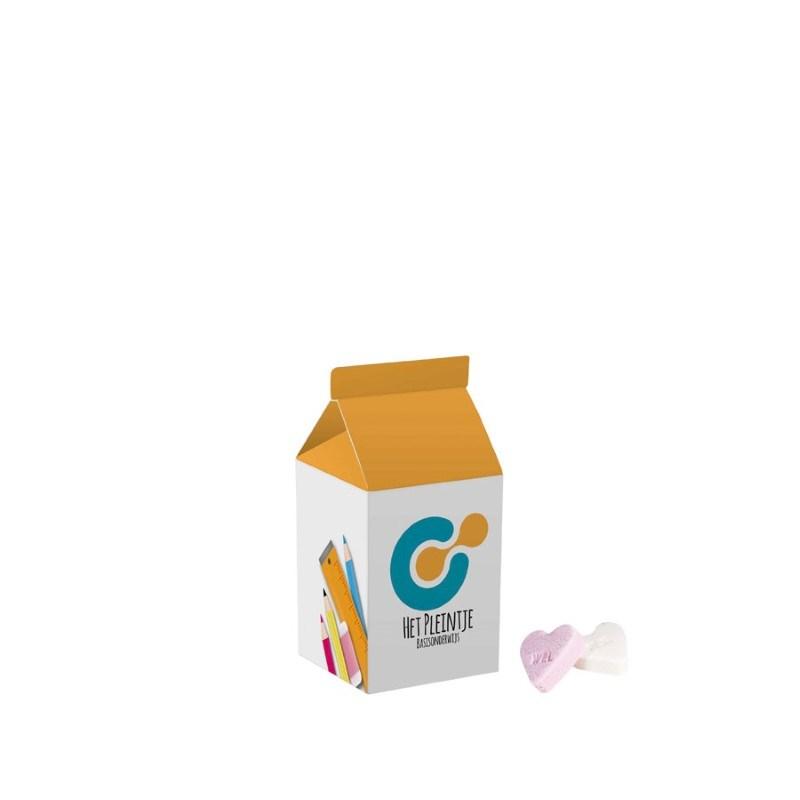 Melkpak klein