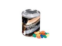 Blikje jelly beans