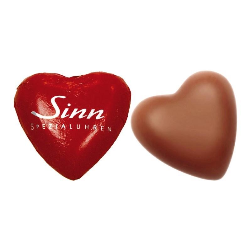 Chocolade hartje