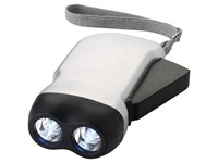 Virgo dual LED-zaklamp met armbandje