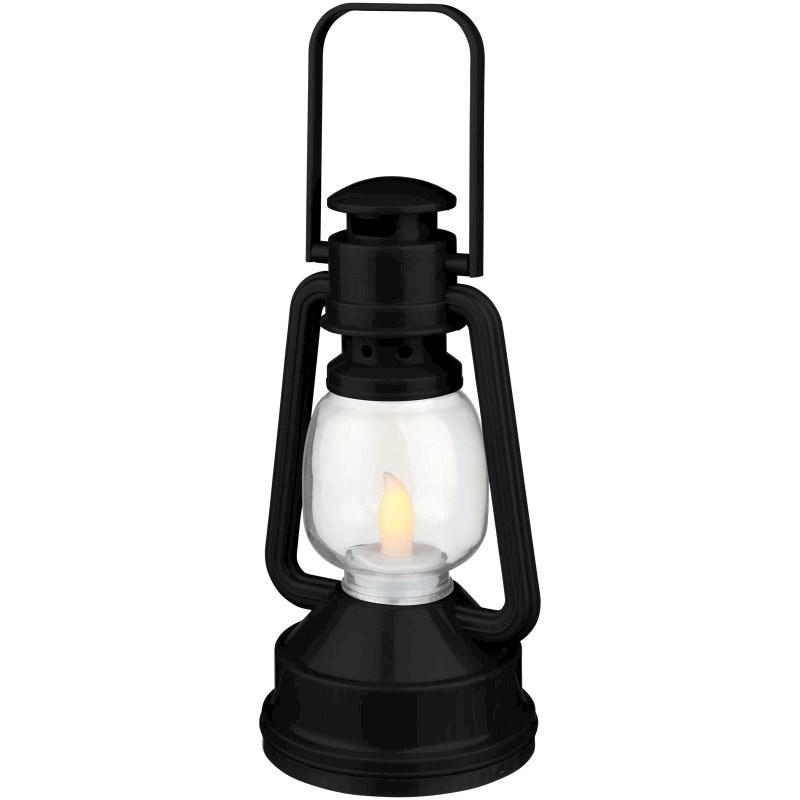 Emerald lantaarn met LED licht