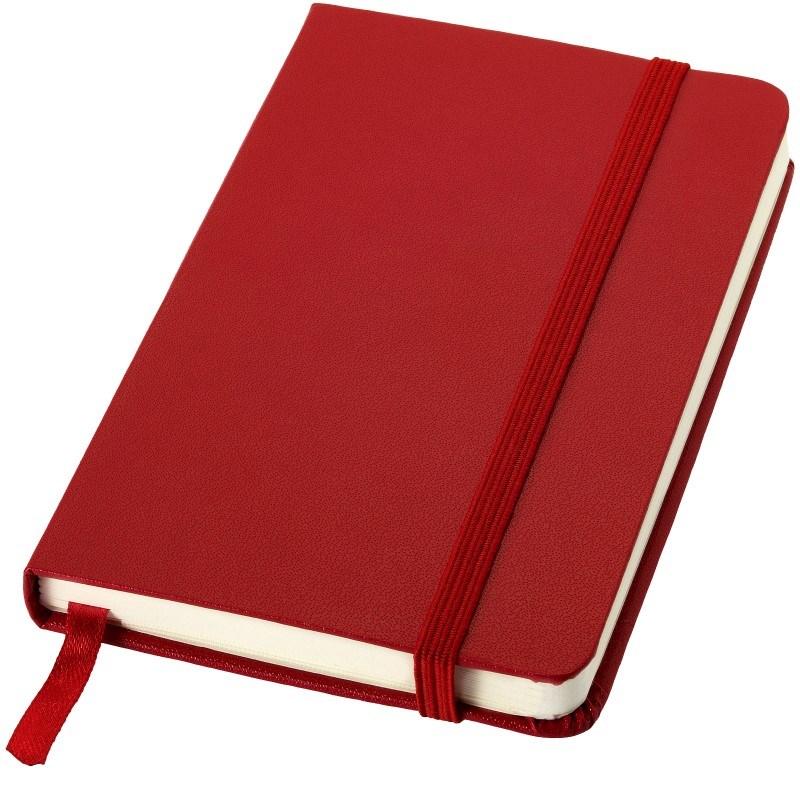 Classic A6 notitieboek met harde kaft