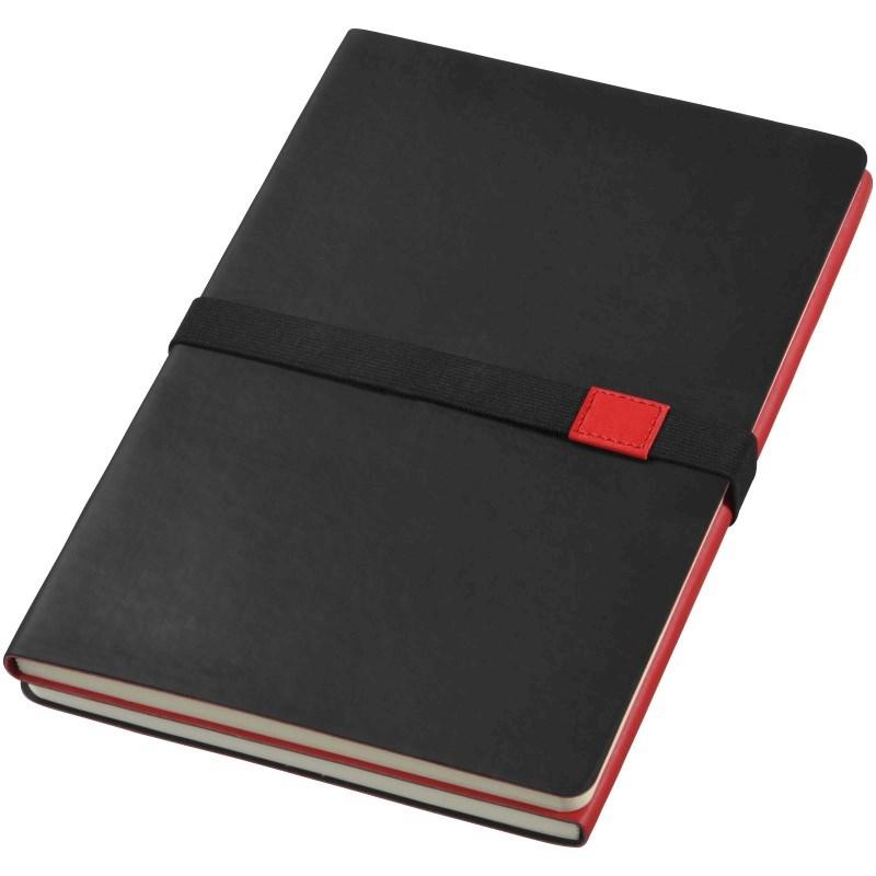 Doppio A5 notitieboek met zachte kaft