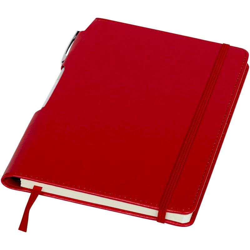 Panama A5 notitieboek met harde kaft en pen