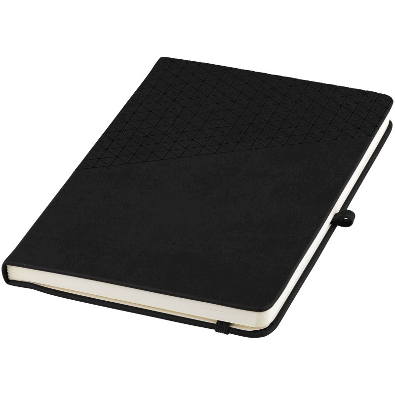 Soft touch patroon A5 notitieboek