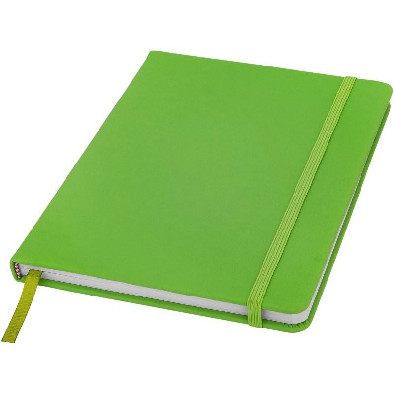 Spectrum A5 notitieboek met harde kaft