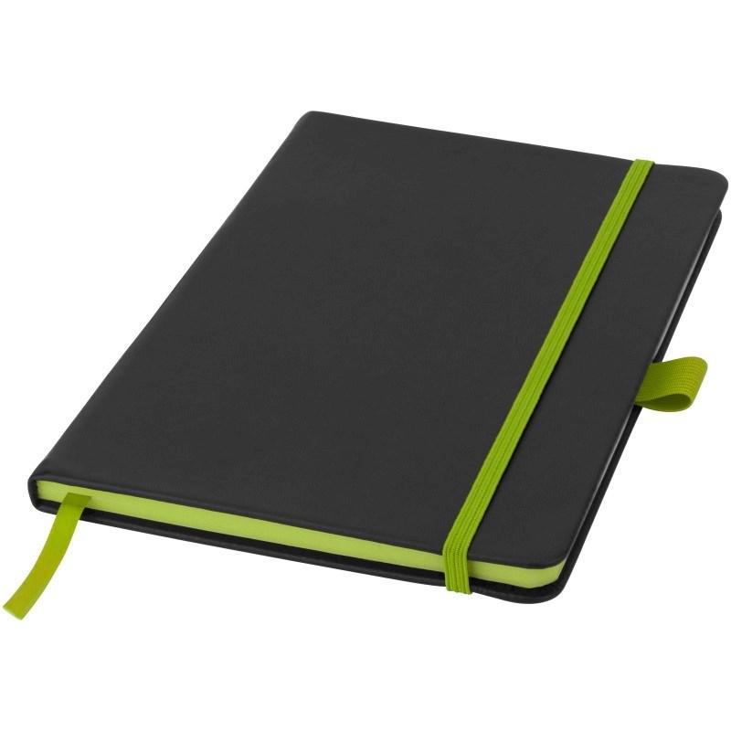 Color-edge A5 notitieboek met harde kaft