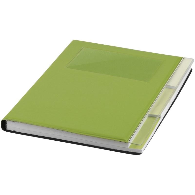 Tasker A5 notitieboek met harde kaft