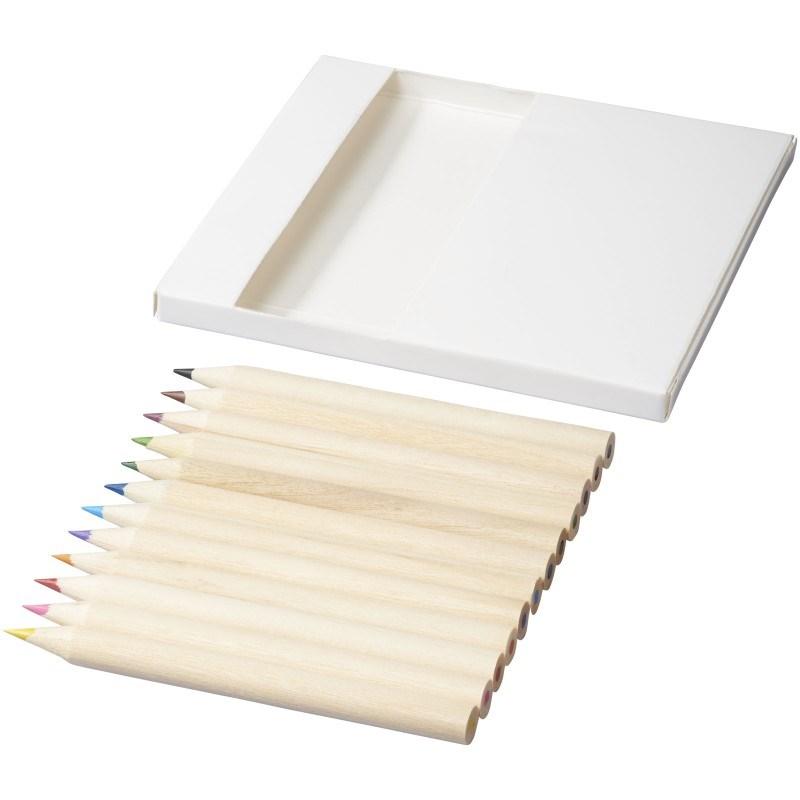 Doris 22 delige kleurset met krabbelpapier