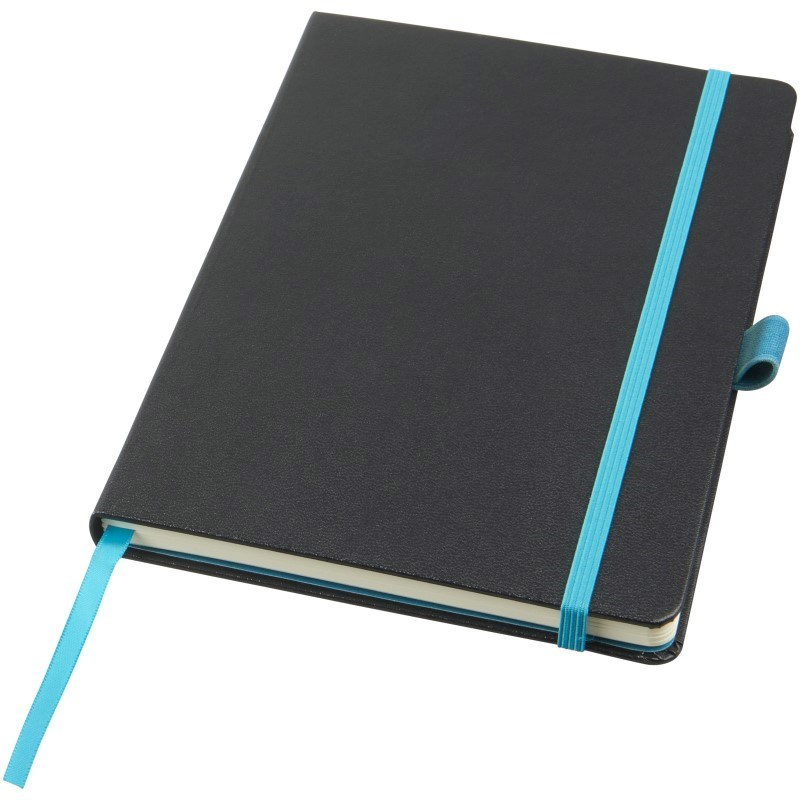 Meyla kleurrijk A5 notitieboek met harde kaft
