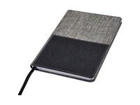 Mera A5 notitieboek van RPET met voorvak