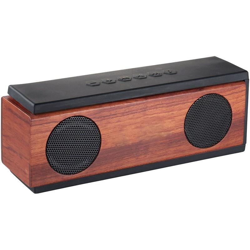 Native houten Bluetooth® speaker