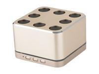 Morley Aluminium Bluetooth® luidspreker
