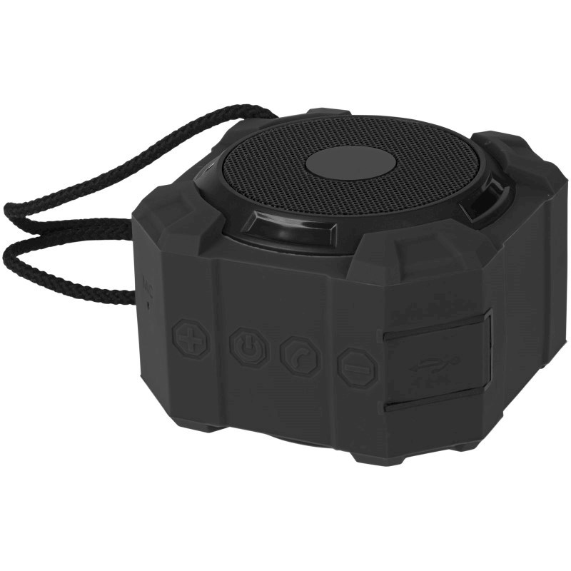 Cube spatwaterbestendige outdoor Bluetooth® speaker