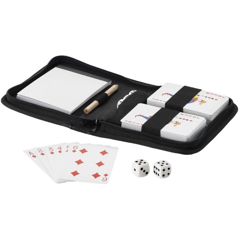 Tronx 2 delige speelkaartenset in zakje