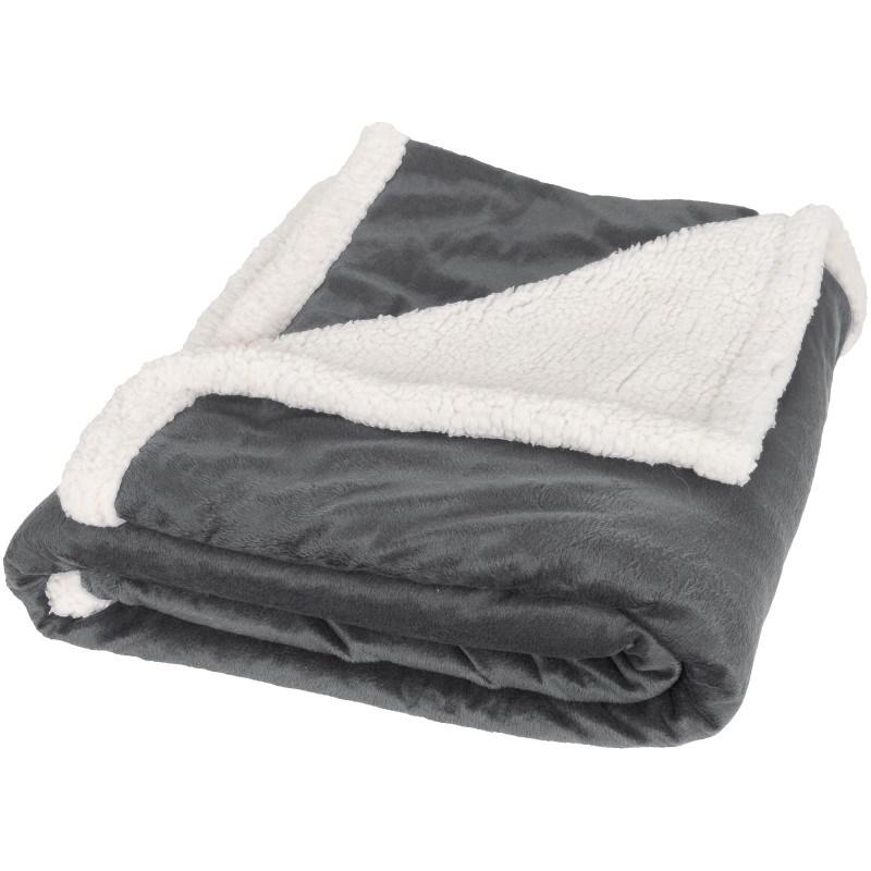 Lauren sherpa fleece deken