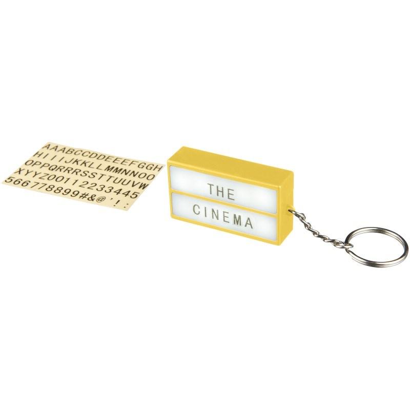Cinema LED sleutelhangerlampje