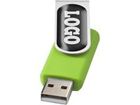 Rotate-doming USB 2GB