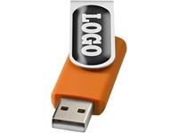 Rotate-doming USB 4GB