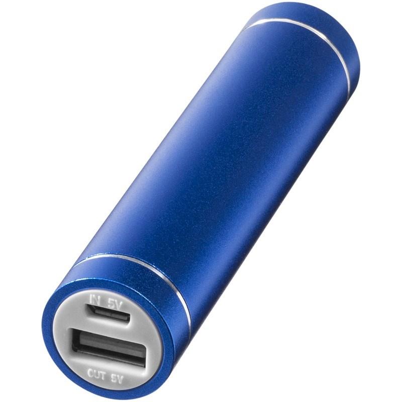 Bolt aluminium powerbank 2200 mAh
