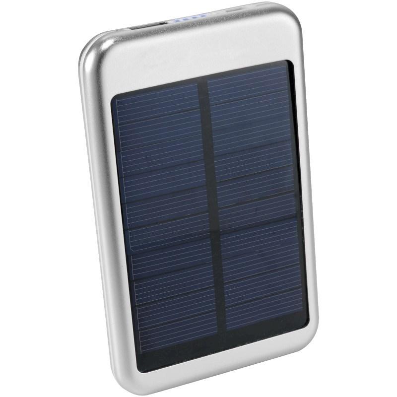 Bask zonne-energie powerbank 4000 mAh
