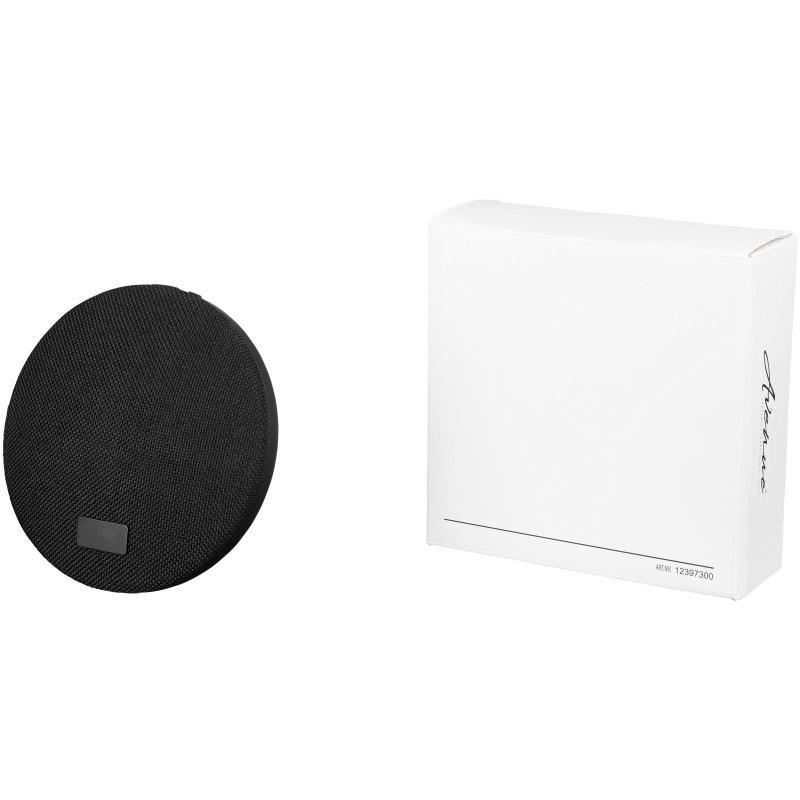 Fabric Bluetooth® speaker met standaard