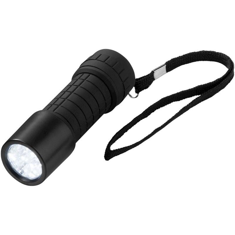 Shine-on 9-LED zaklantaarn