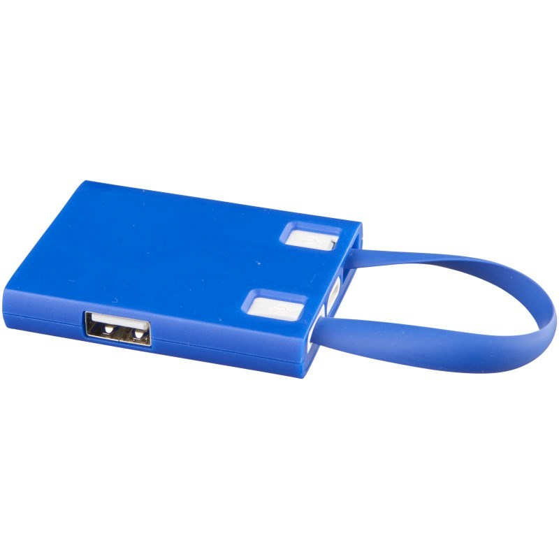 Revere 3 ports USB hub en 3 in 1 kabel
