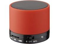Duck cilinder Bluetooth® luidspreker met rubber finish