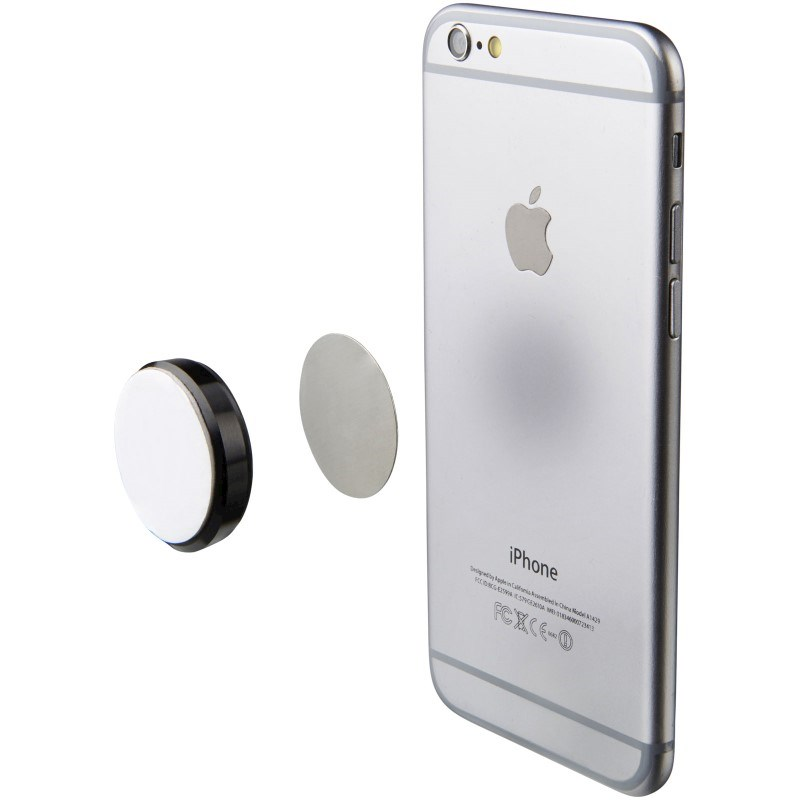 Glu magnetische sticky pad voor telefoon