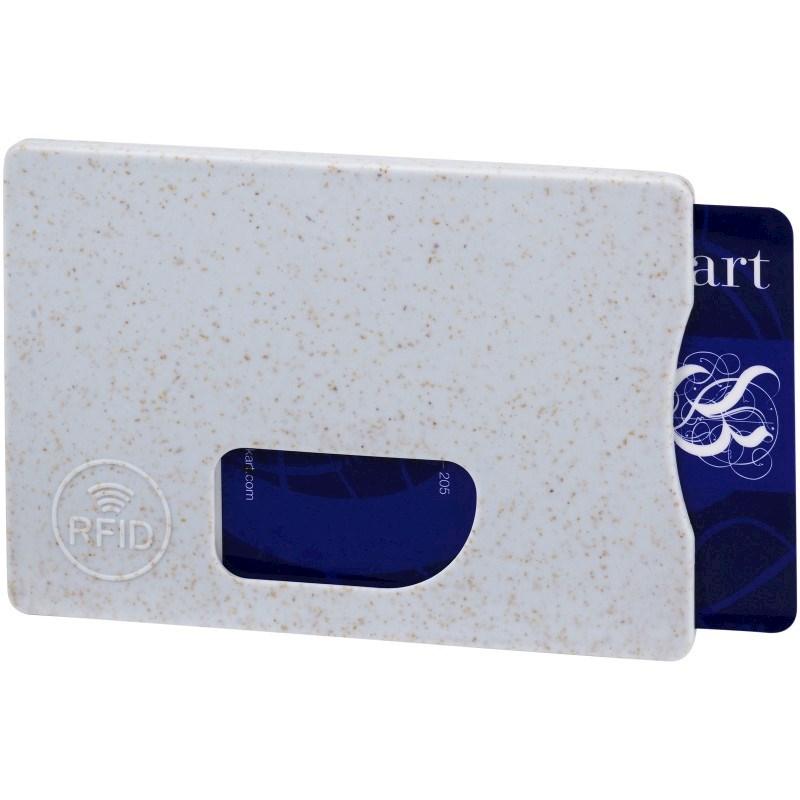 RFID kaarthouder van stro