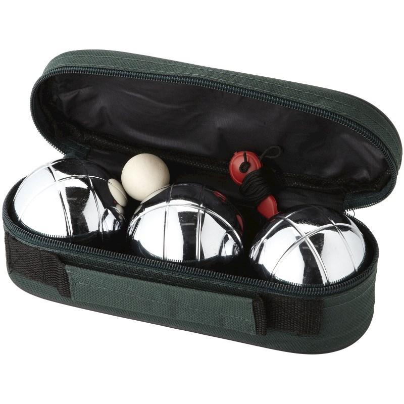 Jose Jeu de boules set met 3 ballen