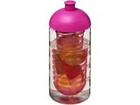 H2O Bop® 500 ml bidon en infuser met koepeldeksel