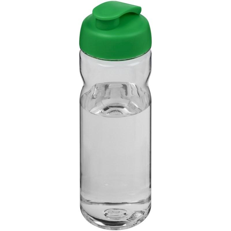 H2O Base Tritan™ 650 ml sportfles met flipcapdeksel