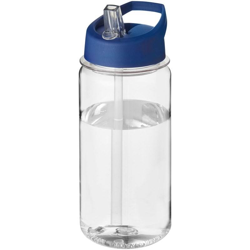 H2O Octave Tritan™ 600 ml sportfles met fliptuitdeksel