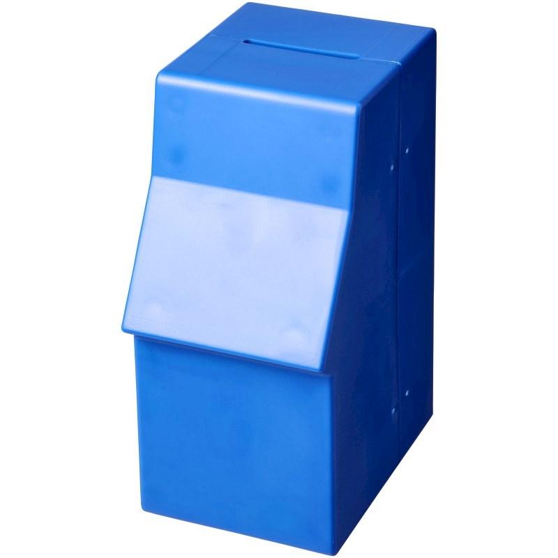 Capital kunstof spaarpot in de vorm van een geldautomaat vorm