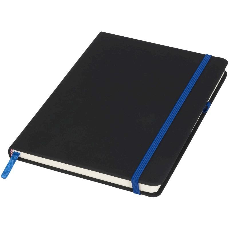 Noir medium notitieboek