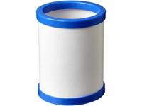 Deva ronde pennenbak van karton met kunststof afwerking