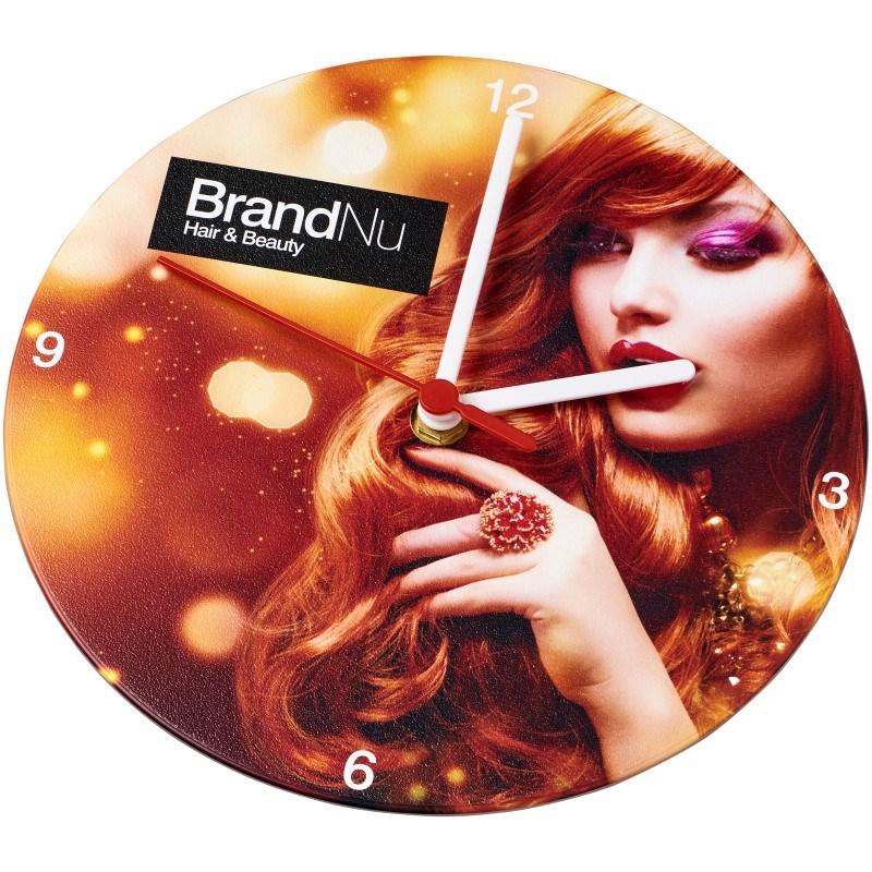 Brite-Clock® ronde wandklok