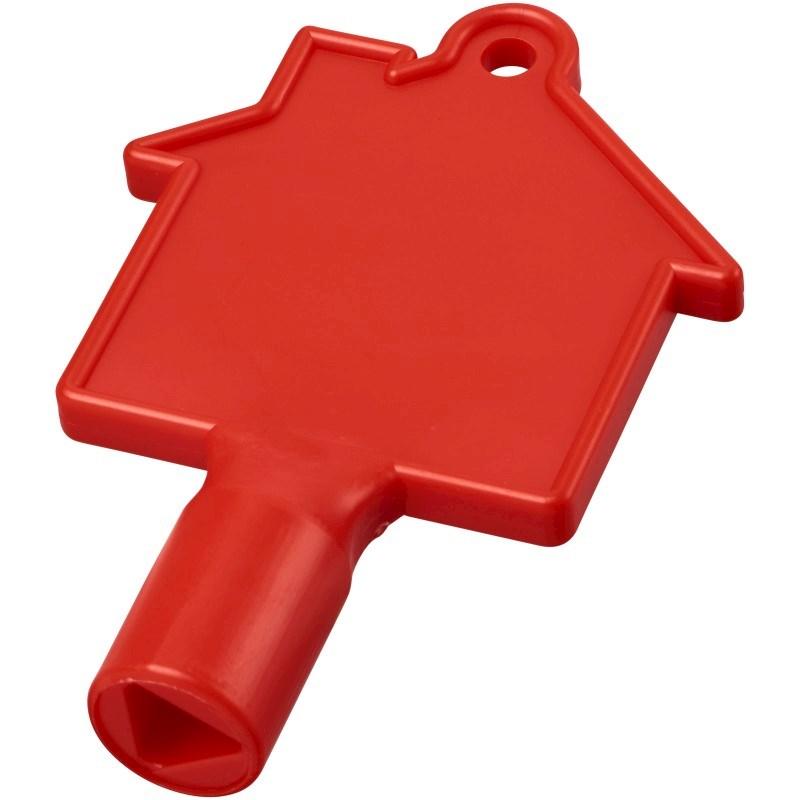 Maximilian huisvormige meterbox-sleutel