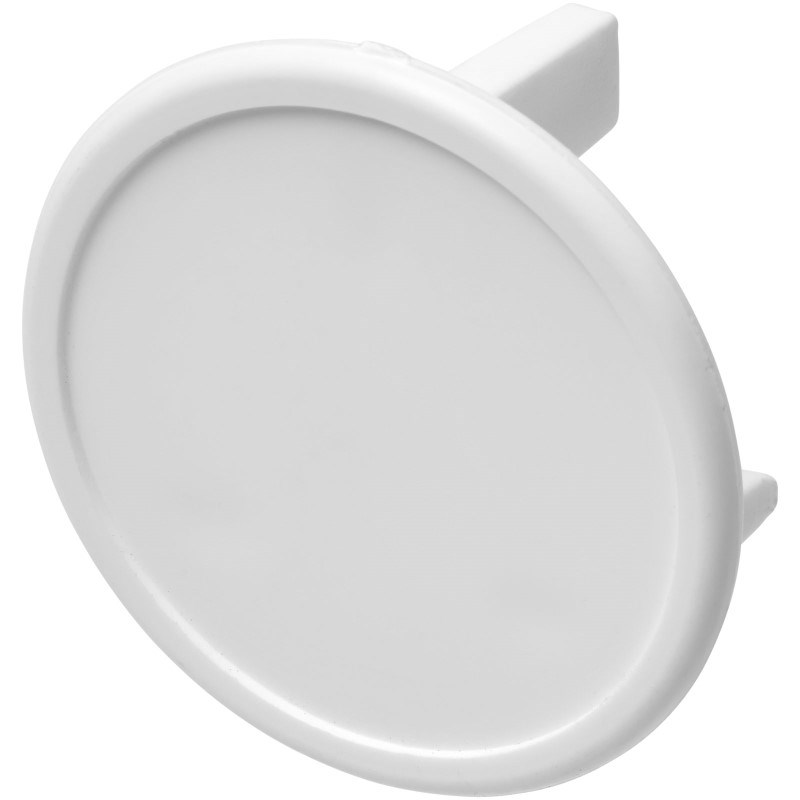 Tully kunststof stopcontact afdekplaatje (VK)