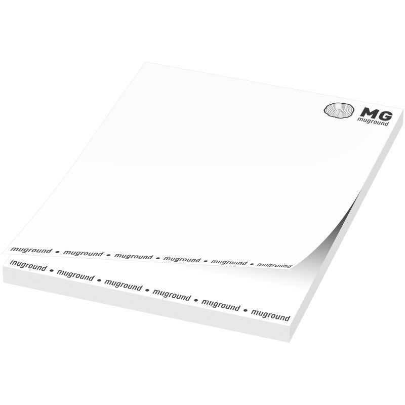 Budget Sticky-Mate® sticky notes 100x75