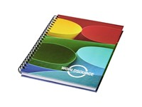 Wire-o A5 notitieboek hard cover