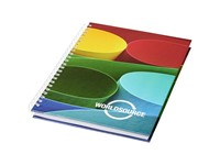 Wire-o A6 notitieboek hard cover