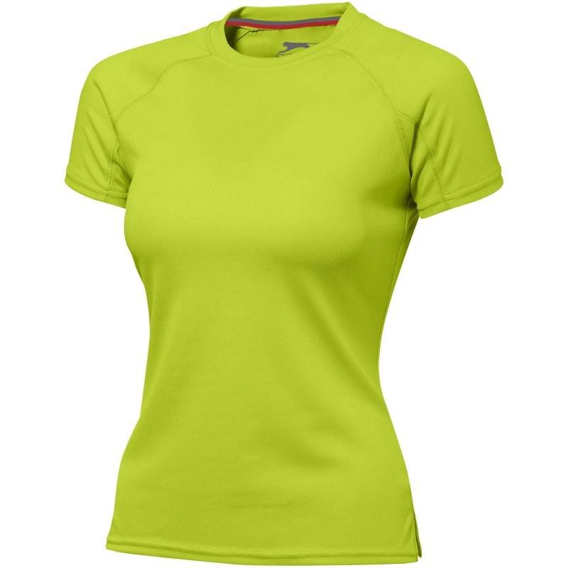 Serve cool fit dames t-shirt korte mouwen