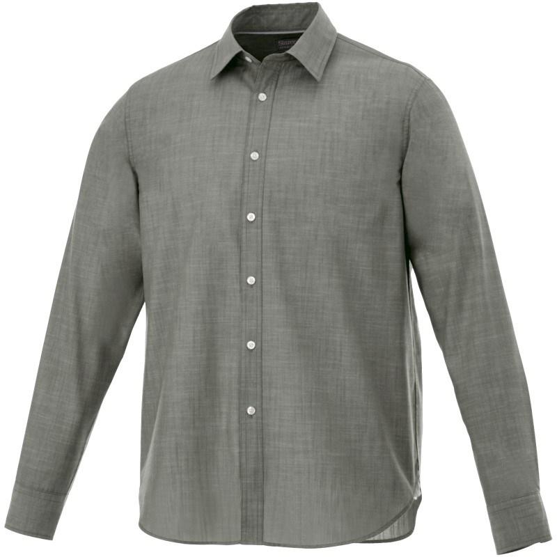 Lucky heren overhemd met lange mouwen