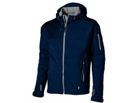 Match softshell heren jas