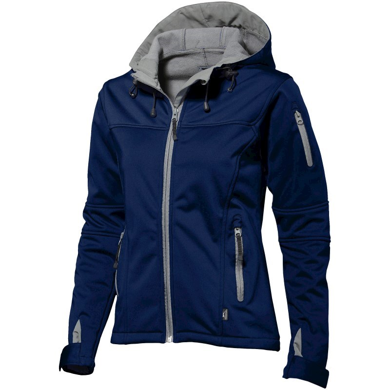 Match softshell dames jas