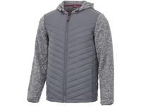 Hutch geïsoleerde hybride heren jas