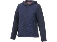 Hutch dames gevoerde hybride jas